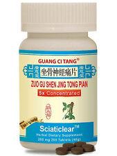 Guang Ci Tang, Zuo Gu Shen Jing Tong Pian, 200 mg, 200 ct