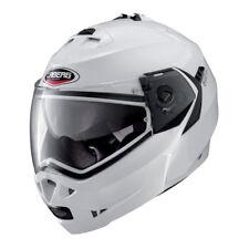 Caberg Duke Metal White Motorcycle Helmet XL 61cm