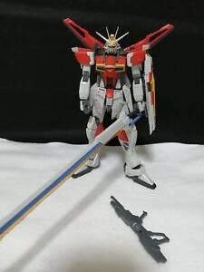 Gundam MG 1/100 Sword Impulse Bandai  Gunpla modei kit Assembled