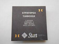1X STP3010PGA TUBOBOXGX L1A7625 VINTAGE CERAMIC CPU FOR GOLD SCRAP RECOVERY RARE