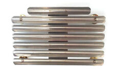 20 Ribbon Stacked Holder Metal 0 Spaced Stainless Military Veteran Rh820 Ho