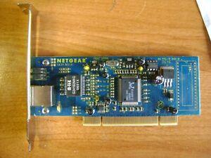 Netgear GA311 - full-height Gigabit Ethernet PCI Adapter 10/100/1000Mbps