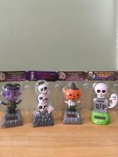 Solar Dancing (Lot of 4) ~ Monster / Skull Heads / Pumpkin / Skull Rip ~ New!