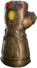 Mens damas Marvel Los Vengadores Infinity Gauntlet Cosplay Fancy Dress Costume Guante