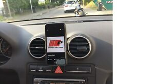 Audi A3 8P A3 S3 Sportback Cabrio S RS S-Line Handyhalter Magnet Handy Halter
