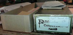 puget sound electric combine kit 570 wood trolley la belle wooden wood paperwork