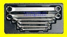 BGS 2268 Satz TORX Ringschlüssel E-Profil E6 E11 E12 E18 E24 6teilig Aussen NEU