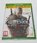 The Witcher III 3 Wild Hunt Game of The Year GIOCO XBOX ONE VERSIONE ITA NUOVO