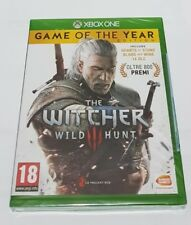 The Witcher III 3 Wild Hunt Game of The Year GIOCO XBOX ONE VERSIONE ITA NUOVO