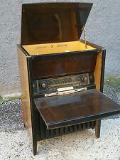 Radio mobile vintage giradischi  GRUNDIG Antiquariato modernariato