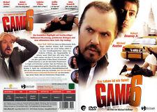 Game 6, Das Leben ist ein Spiel, Michael Keaton & Robert Downey Jr., DVD/Neu