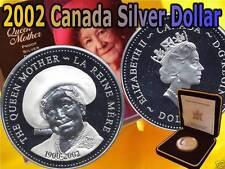 2002 - Queen Mother Coin - Proof Dollar - RARE