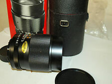 BRAND NEW 135mm F2.8 AUTO TELEPHOTO LENS in the MINOLTA  MOUNT MADE in JAPAN