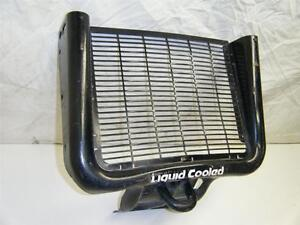 02 05 POLARIS SPORTSMAN 500 400 ATP XPEDITION MAGNUM RADIATOR GUARD FRONT BUMPER
