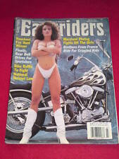 EASYRIDERS - BROTHERS FROM FRANCE - March 1990 # 201