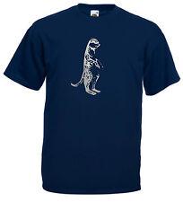 Suricata Camiseta Suricata Plata Envejecida Estampado 15 Colores