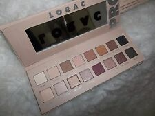 Lorac Pro 3 Palette Eyeshadow 100% AUTHENTIC  w/receipt Tracking Included Read