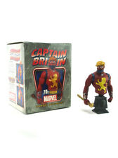 Bowen Designs Captain Britain Mini Bust 70s Version 709/1500 Marvel Sample New