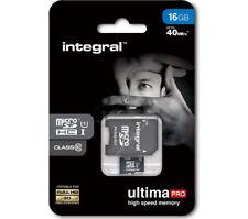 NUEVO Integral UltimaPro alta velocidad Tarjeta de memoria micro-SD