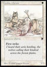 Tundra wolves | ex | Legends | Magic mtg