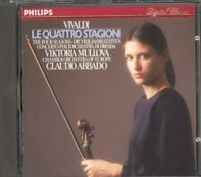 VIVALDI - The Four Seasons - Viktoria MULLOVA / Claudio ABBADO - Philips