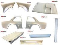 Fiat 131 Abarth Gr.4 / Kit completo fibra / Complete kit fiberglass