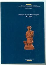 REGIONE PIEMONTE IL CIVICO MUSEO ARCHEOLOGICO DI ARONA 1997 ARCHEOLOGIA PIEMONTE
