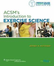 ACSM's Introduction to Exercise Science (American College/Sports-ExLibrary