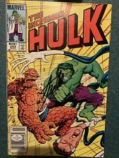 Marvel The Incredible Hulk #293 Stan Lee Signed Autograph With COA