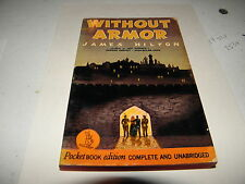 Pocket Books #136 Without Armor James HIlton1st Printing December 1941 NICE VG+
