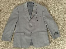 *New With Tags* Mazzoni Mens Suit Jacket 42S