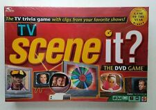 TV Scene it? The DVD Game TV Trivia Game