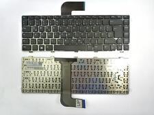 New Dell Inspiron 14R N411z 5421 German Layout QWERTZ keyboard Win 8 key