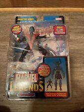 Marvel Legends BAF Galactus Series - X-Men NIGHTCRAWLER (ToyBiz, 2005) NIB