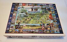 """1993 White Mountain Puzzles """"Pennsylvania"""" 1000 Piece Puzzle"""