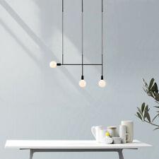 Black Pendant Light Bedroom Ceiling Lights Bar Lamp Kitchen Chandelier Lighting