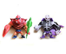 """He-man Master of the Universe Clawful Vs Scare-Glow 2"""" Loose Mini Action Figure"""