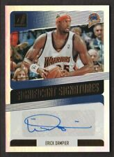 2018-19 Donruss Significant Signatures #SS-EDP Erick Dampier Auto GS Warriors