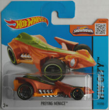 Hot Wheels-PREYING Malice Cuivre/Orange Nouveau/Neuf dans sa boîte