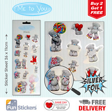 Me to You Tatty Teddy Stickers 1001