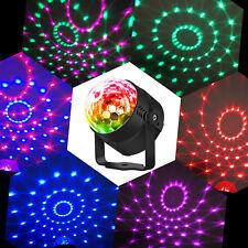 Disco DJ Party KTV Mini LED Stage Lights Lighting Projector Magic Ball Effect