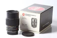 Leica  APO- Macro - Elmarit – R  2.8/100mm  3CAM  OVP