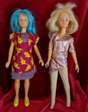 Aja & Jem/Jerrica Jem Dolls by Hasbro Outta My Way Dress & Shoes