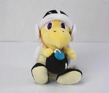 Super Mario Bros Black Bomb Koopa Troopa Plush Toy Stuffed Doll Figure 8 inch
