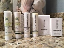 6pc Paul Mitchell Tea Tree Lemon Sage Hair & Body Care Travel Size Lot