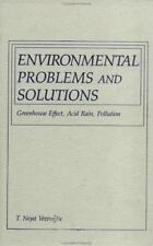Environmental Problems And Solutions: Greenhouse Effect