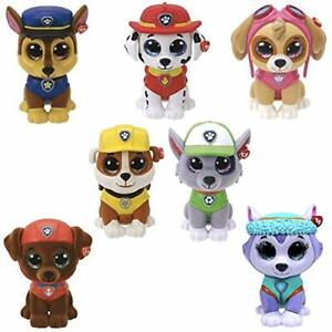 Ty Mini Boos -collectibles- Paw Patrol