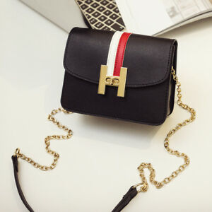 Classic Style Small Bag Satchel Chic Fashion Look Cosmetic Bag for Girls Women