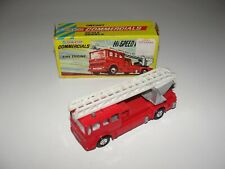 LONE STAR IMPY COMMERCIALS HIGH SPEED WHEELS FIRE ENGINE #30