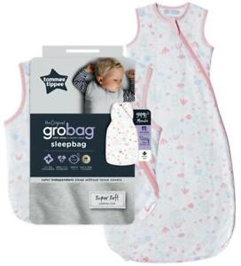 Tommee Tippee Grobag Baby Sleeping Bag Floral Forest 18-36 Months 1.0 Tog